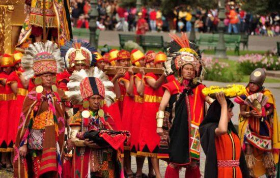 Inti Raymi: En honor al Dios Sol